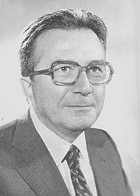 Giulio Andreotti in 1991.