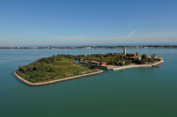 The island of Poveglia (www.verdieuropei.it)