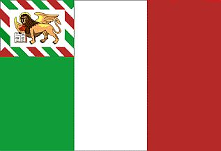 Flag of the Republic of San Marco.